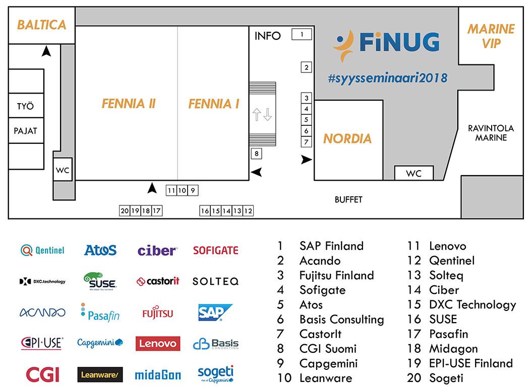 20401f8c138 Ohjelma – SAP Finug Syysseminaari 25.10.2018 | SAP Finug
