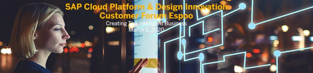SAP Cloud Platform and Design 5.3.2020