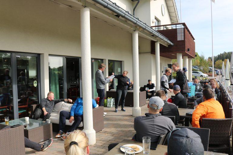 SAP Finug Golf Tournament Arvonta Amanda