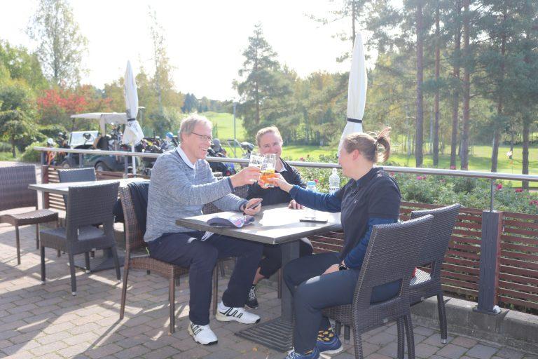 SAP Finug Golf Tournament Castren