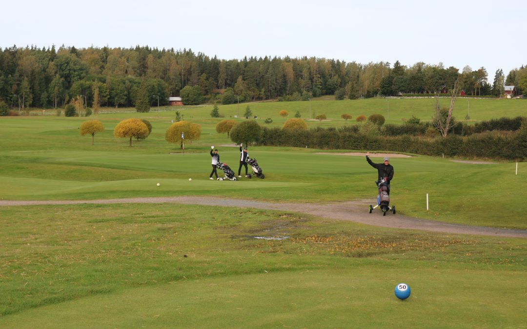 Aila-myrsky ei SAP Finug golffareita hätkäyttänyt – Tulokset & Raportti