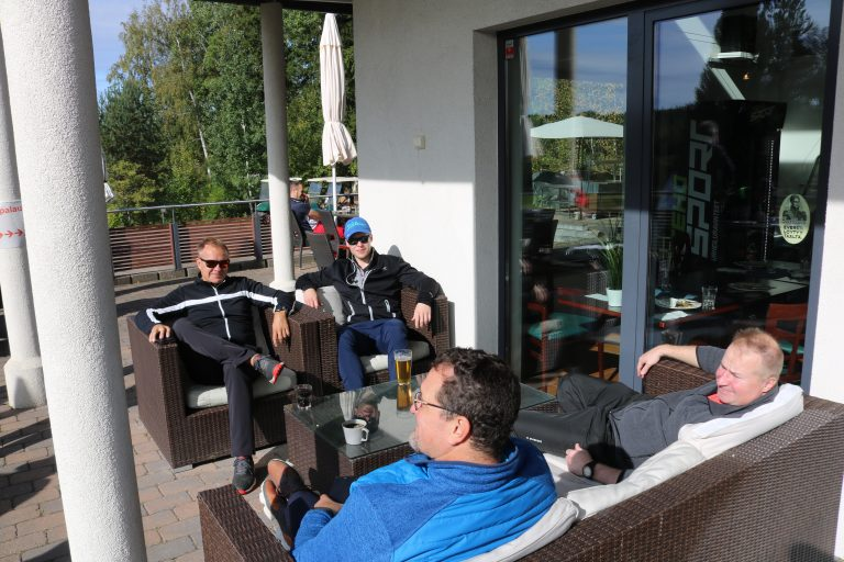SAP Finug Golf Tournament Herrasmiehet
