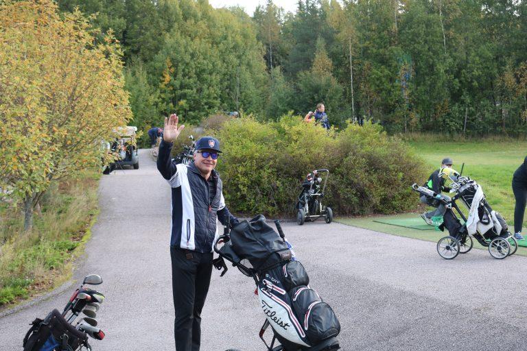 SAP Finug Golf Tournament Vepsalainen