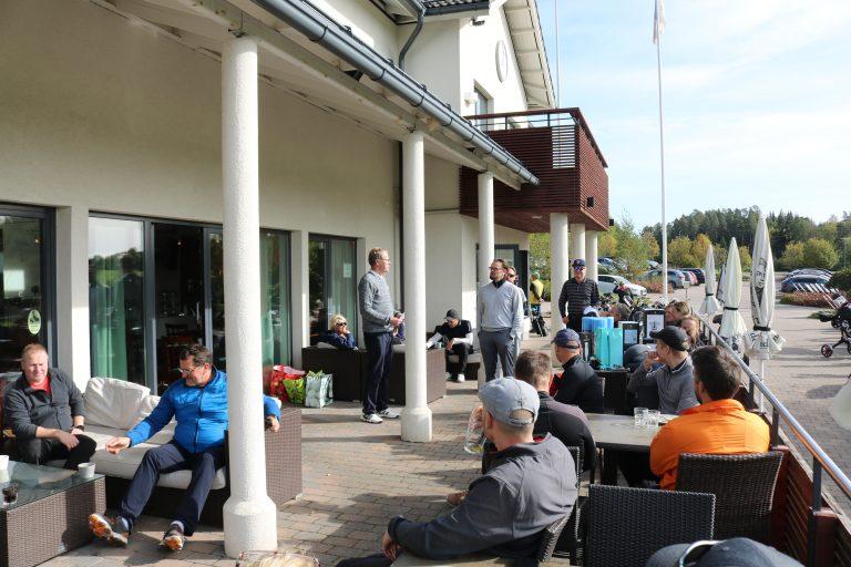 SAP Finug Golf Tournament Voittaja Jarno