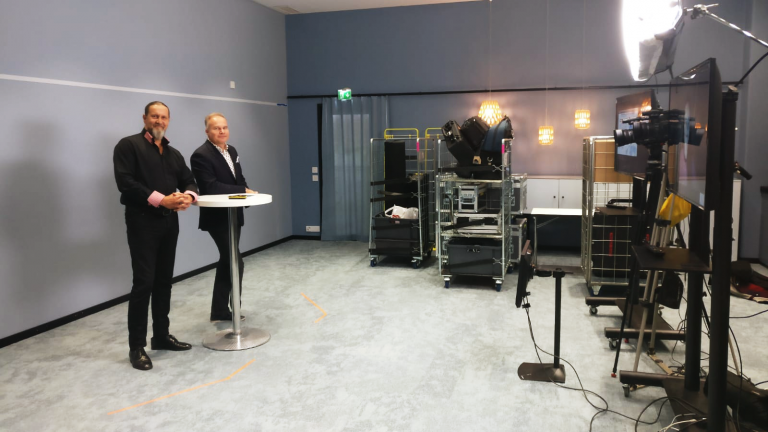 SAP Finug Puheenjohtajia TietoEVRY Vepsalainen Jarvenpaa