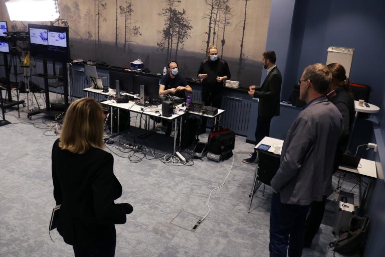 SAP Finug Syysseminaari Puheenjohtajat Marika Auramo
