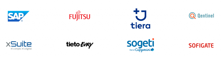 SAP Finug Syysseminaari 2020 Kumppanit