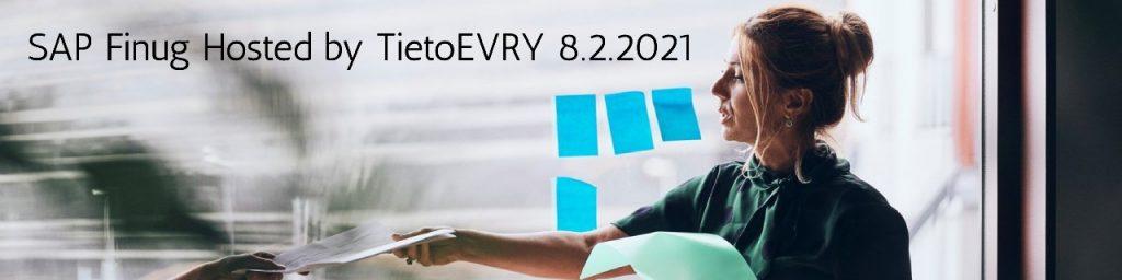 SAP Finug Hosted by TietoEVRY 8.2.2021