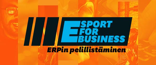 Esports for Business - ERPsim