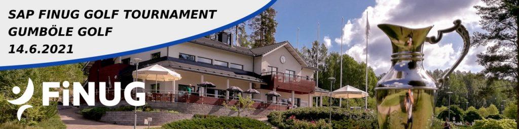 SAP Finug - Golf Tournament 2021