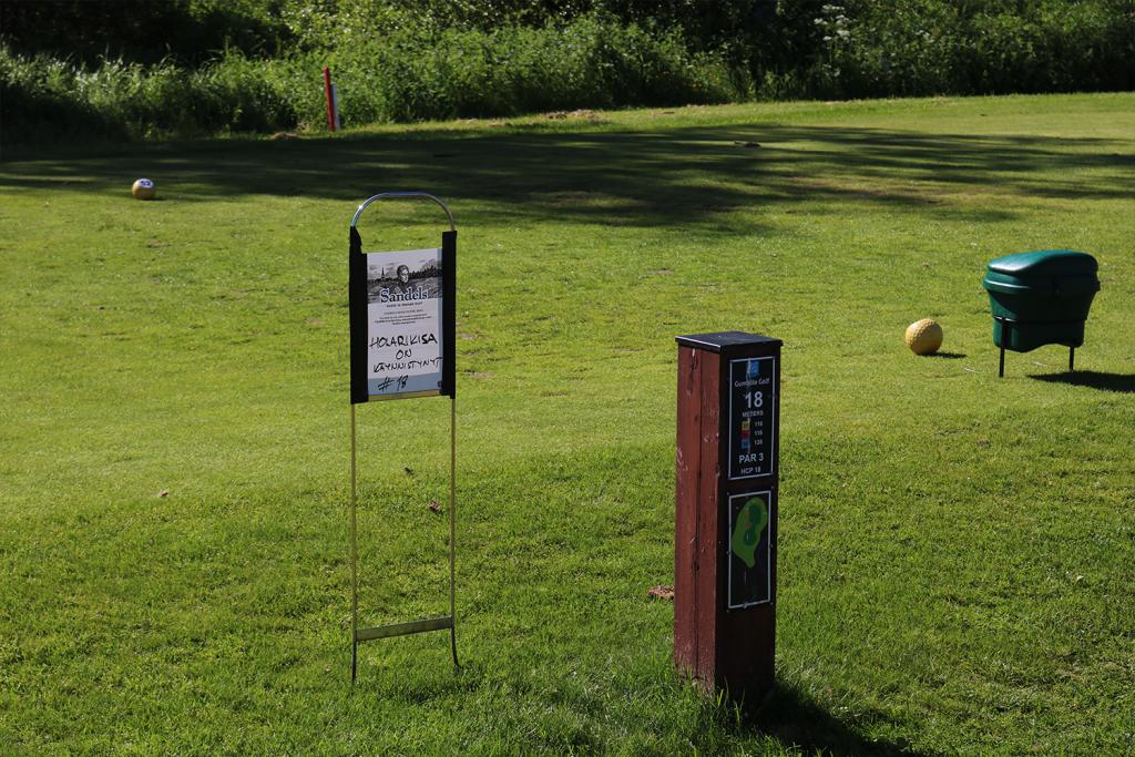SAP Finug Golf Gumbole Golf holarikisa